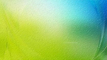 Blue and Green Abstract Texture Background