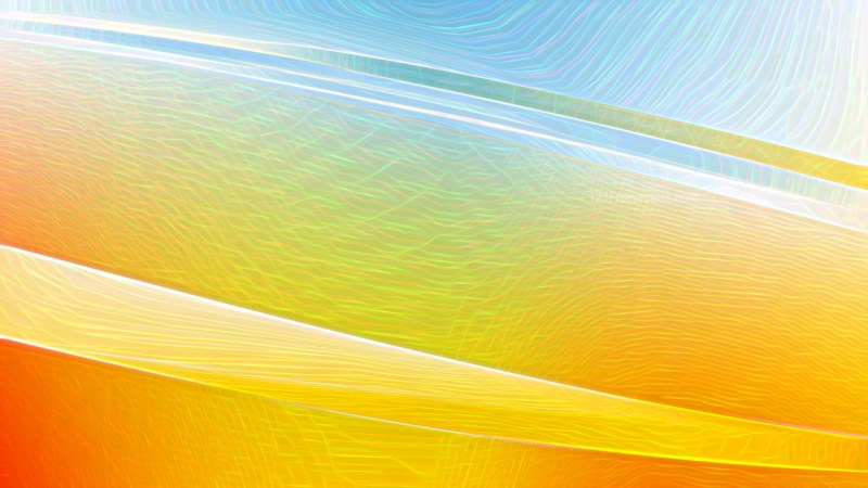 Blue and Orange Abstract Texture Background