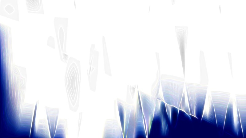 Blue and White Abstract Texture Background Image