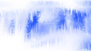 Abstract Blue and White Texture Background Design