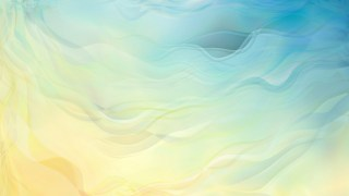 Abstract Blue and Yellow Texture Background