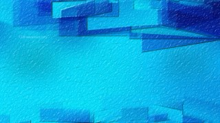 Bright Blue Abstract Texture Background Design