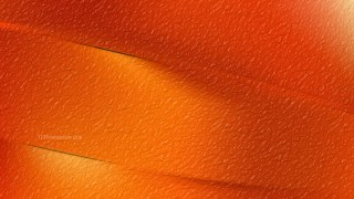 Bright Orange Abstract Texture Background Image