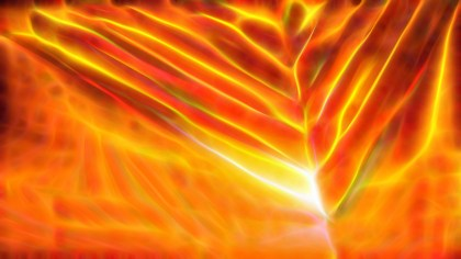 Abstract Bright Orange Texture Background