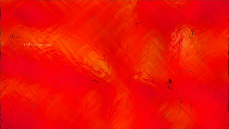 Abstract Bright Red Texture Background Image