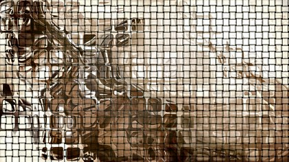 Abstract Brown and White Texture Background