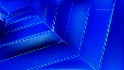 Abstract Cobalt Blue Texture Background Design