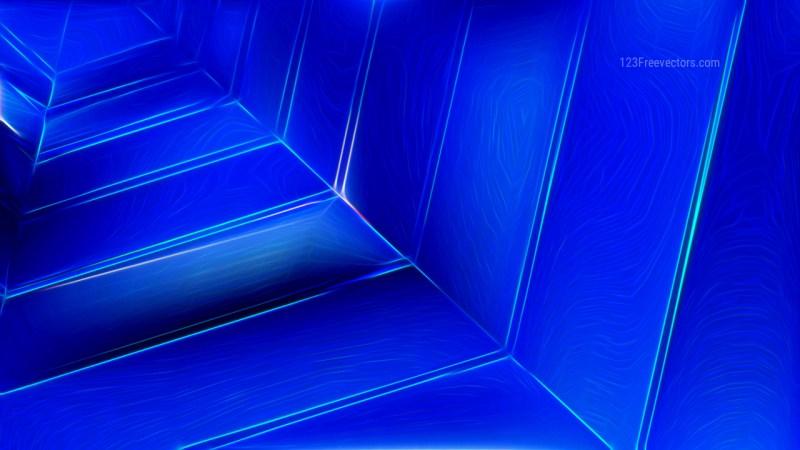 Abstract Cobalt Blue Texture Background Design