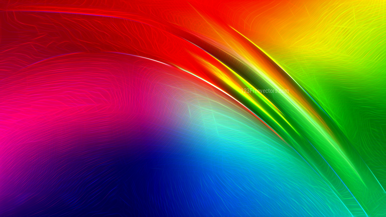 Colorful Abstract Texture Background Image