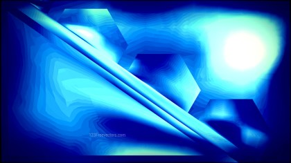 Cool Blue Abstract Texture Background Image