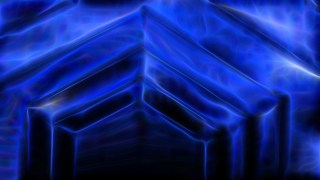 Abstract Cool Blue Texture Background