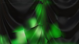 Cool Green Abstract Texture Background