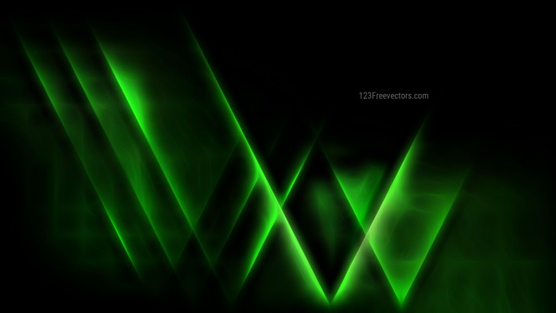 Cool Green Abstract Texture Background Design