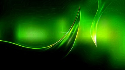 Abstract Cool Green Texture Background Design
