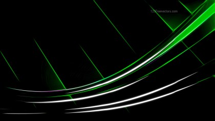 Abstract Cool Green Texture Background