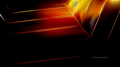 Cool Orange Abstract Texture Background Design