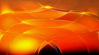 Cool Orange Abstract Texture Background