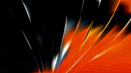 Abstract Cool Orange Texture Background Design