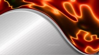 Cool Orange Background Design