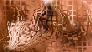 Copper Color Abstract Texture Background Design