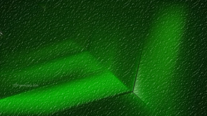 Abstract Green and Black Texture Background Image
