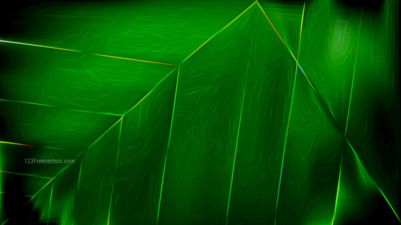 Green and Black Abstract Texture Background Design