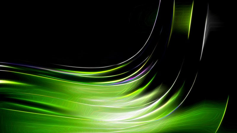 Abstract Green and Black Texture Background Design