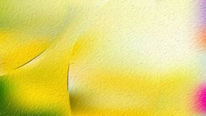 Green and Yellow Abstract Texture Background Image