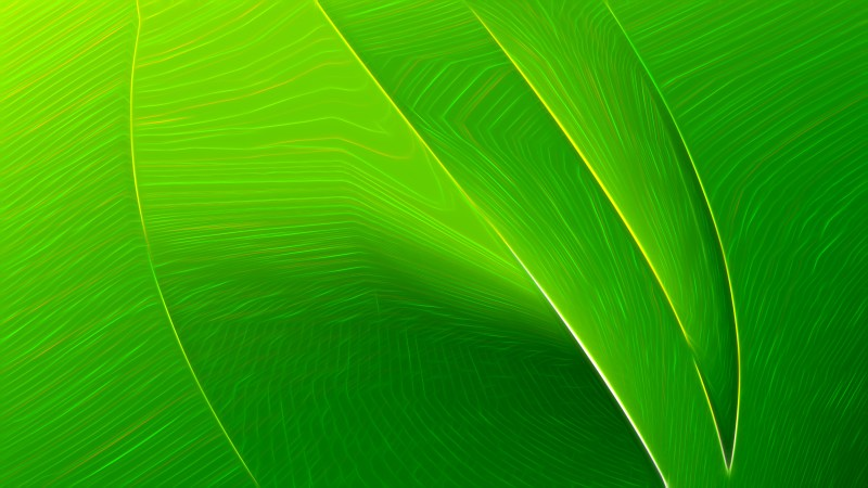 Abstract Neon Green Texture Background