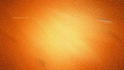Orange Abstract Texture Background Design