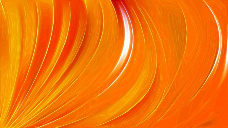 Orange Abstract Texture Background
