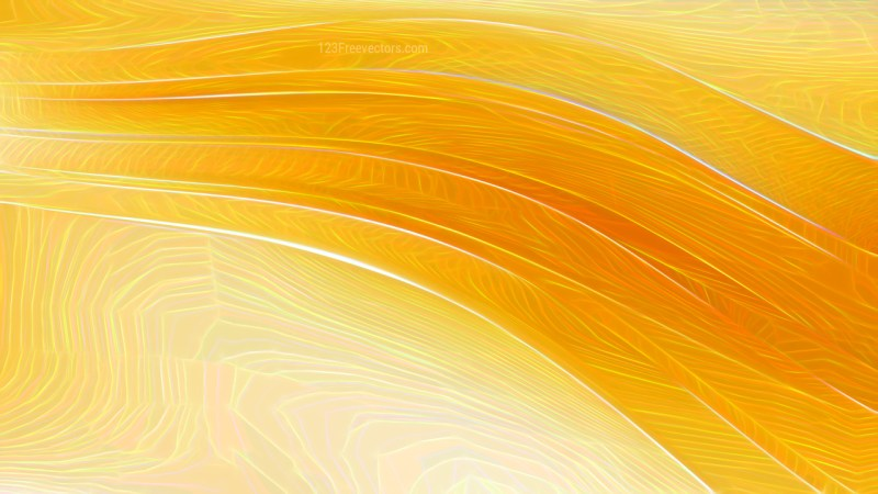 Abstract Orange Texture Background Design