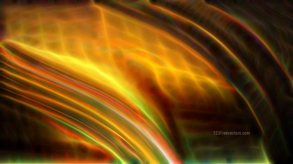 Abstract Orange and Black Texture Background
