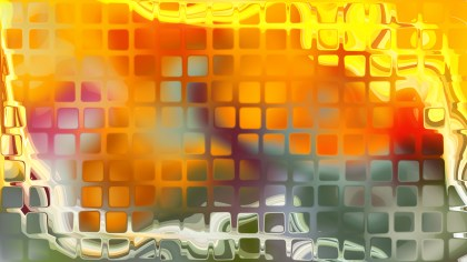Orange and Green Abstract Texture Background Image