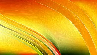 Abstract Orange and Green Texture Background Design