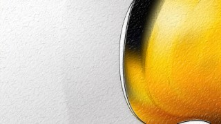 Abstract Orange and White Texture Background Image