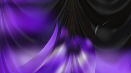 Abstract Purple and Black Texture Background Image