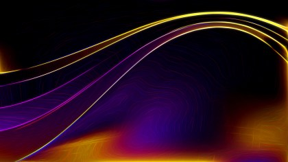 Abstract Purple and Gold Texture Background Design