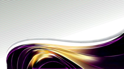 Abstract Purple and Gold Texture Background Image