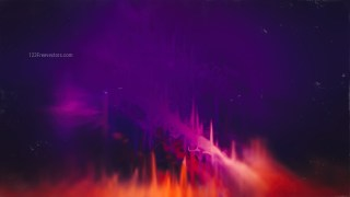 Purple and Orange Abstract Texture Background Design