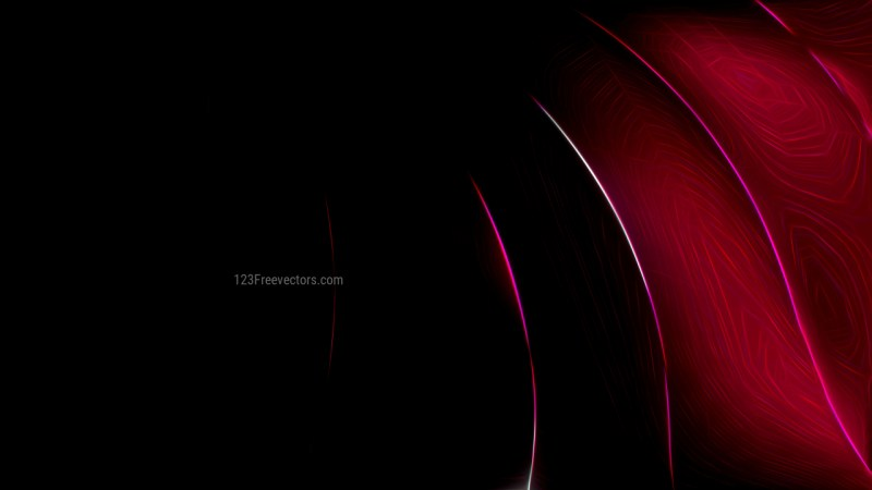 Red and Black Abstract Texture Background