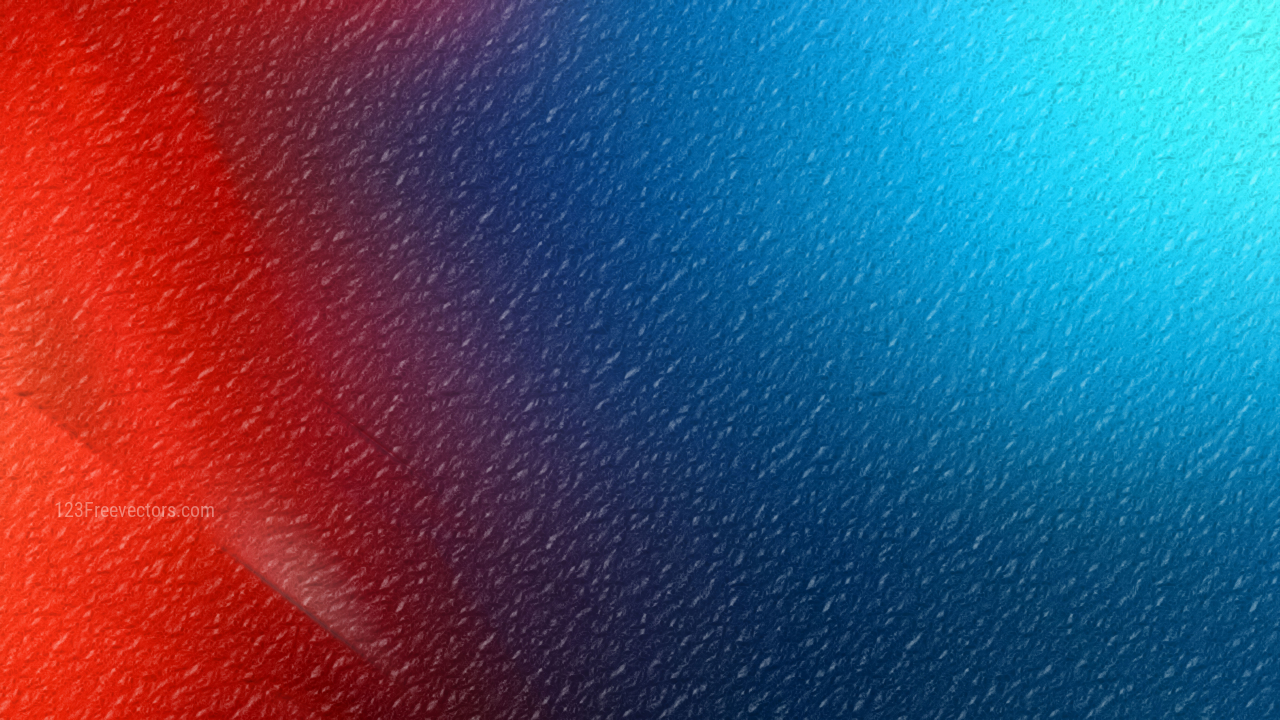 Abstract Red and Blue Texture Background
