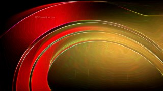 Red and Gold Abstract Texture Background