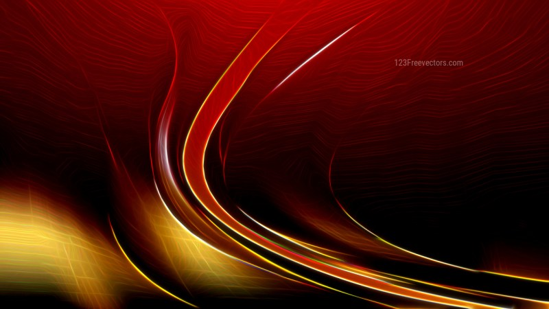 Abstract Red and Gold Texture Background