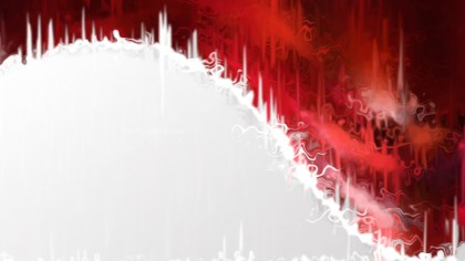Abstract Red and White Texture Background Design