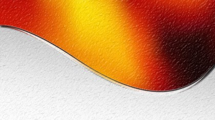 Red and Yellow Abstract Texture Background Design