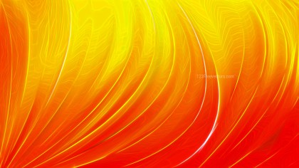 Red and Yellow Abstract Texture Background