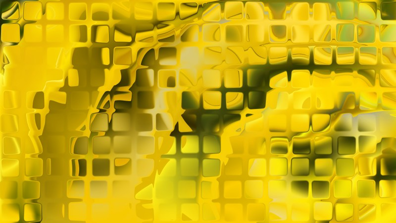 Yellow Abstract Texture Background Image