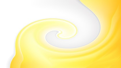 Yellow and White Abstract Texture Background Design