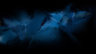 Black and Blue Watercolour Background Image